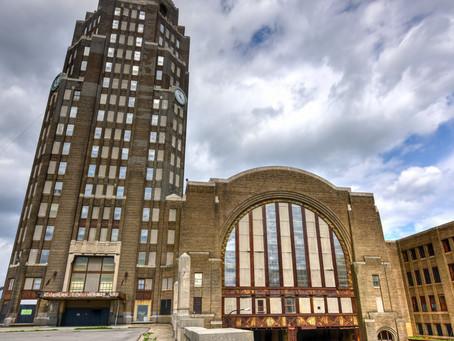 Buffalo Central Terminal: New York