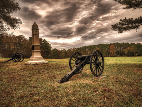 Chickamauga Battlefield: Georgia