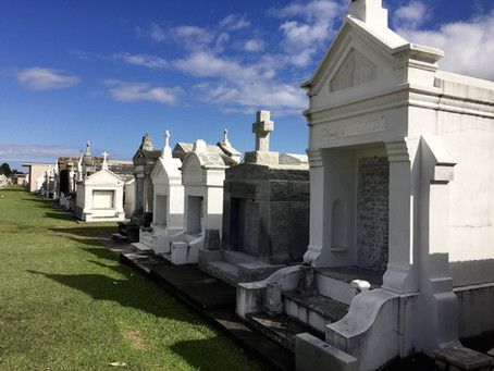 New Orleans: A City of Paranormal Delight