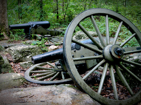 Stones River National Battlefield: Tennessee