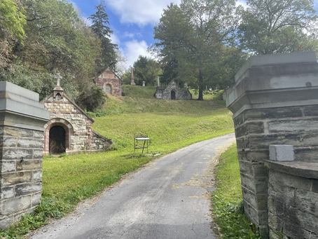 Ithaca City Cemetery: New York