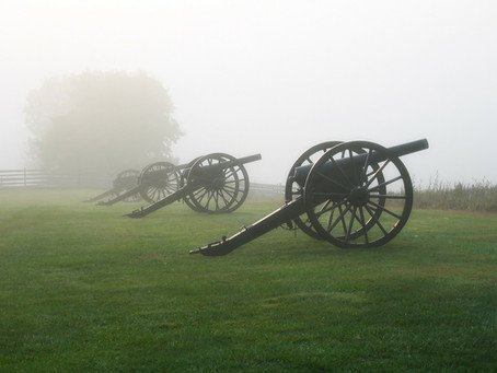 Antietam Battlefield: Sharpsburg, Maryland