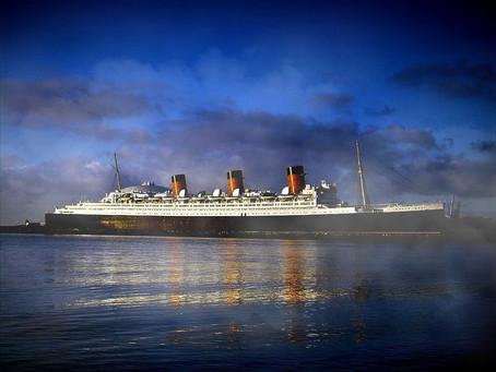 The Queen Mary: Long Beach California
