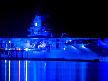 USS Lexington: Corpus Christi, Texas