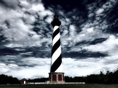 Cape Hatteras Lighthouse: North Carolina