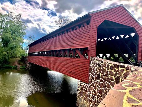 Sachs Covered Bridge: Pennsylvania