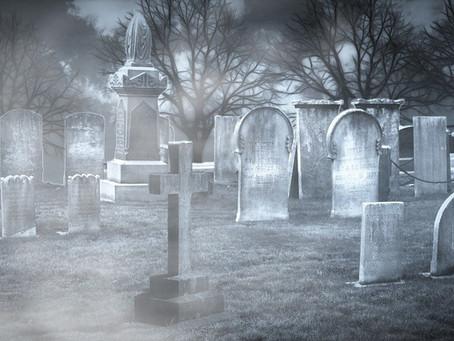 Colonial Park Cemetery: Savannah, Georgia