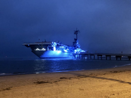 Investigation of the USS Lexington