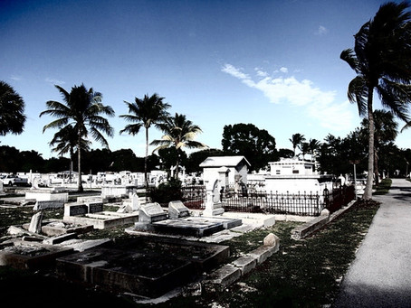 Key West Cemetery: Florida