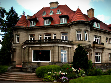 Pittock Mansion: Oregon