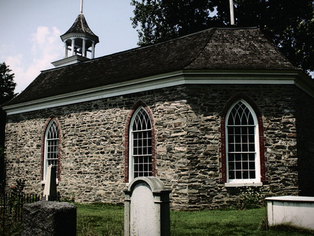 Sleepy Hollow's Old Dutch Church and Burial Ground: New York