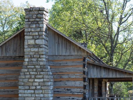 Bell Witch Cave and Cabin: Tennessee