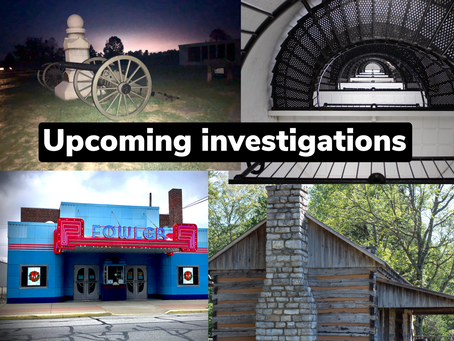 Upcoming Investigations