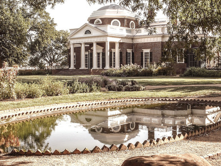 Thomas Jefferson's Monticello: Virginia