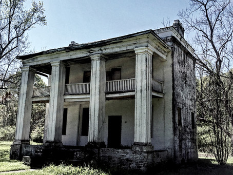 Ghost Town of Cahawba: Alambama
