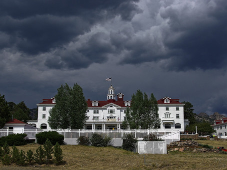 The Stanley Hotel: Colorado