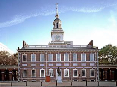 Independence Hall: Pennsylvania