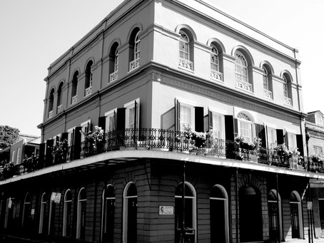 LaLaurie Mansion: New Orleans, Louisiana