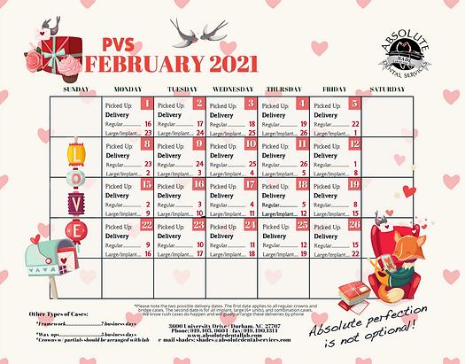 Febuary calendar PVS (Durham).png