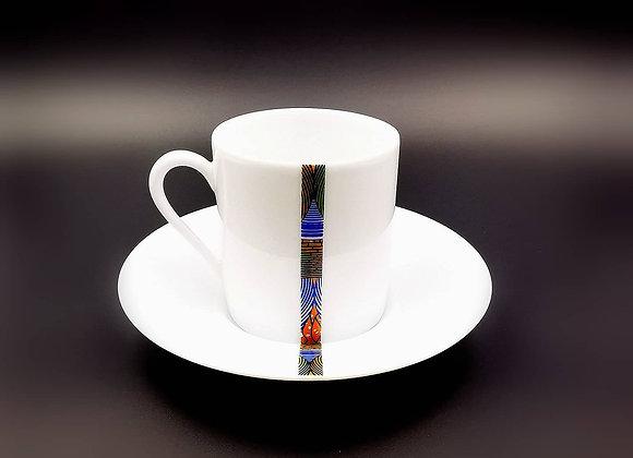 Tasse + Soucoupe Café - Collection Adduna