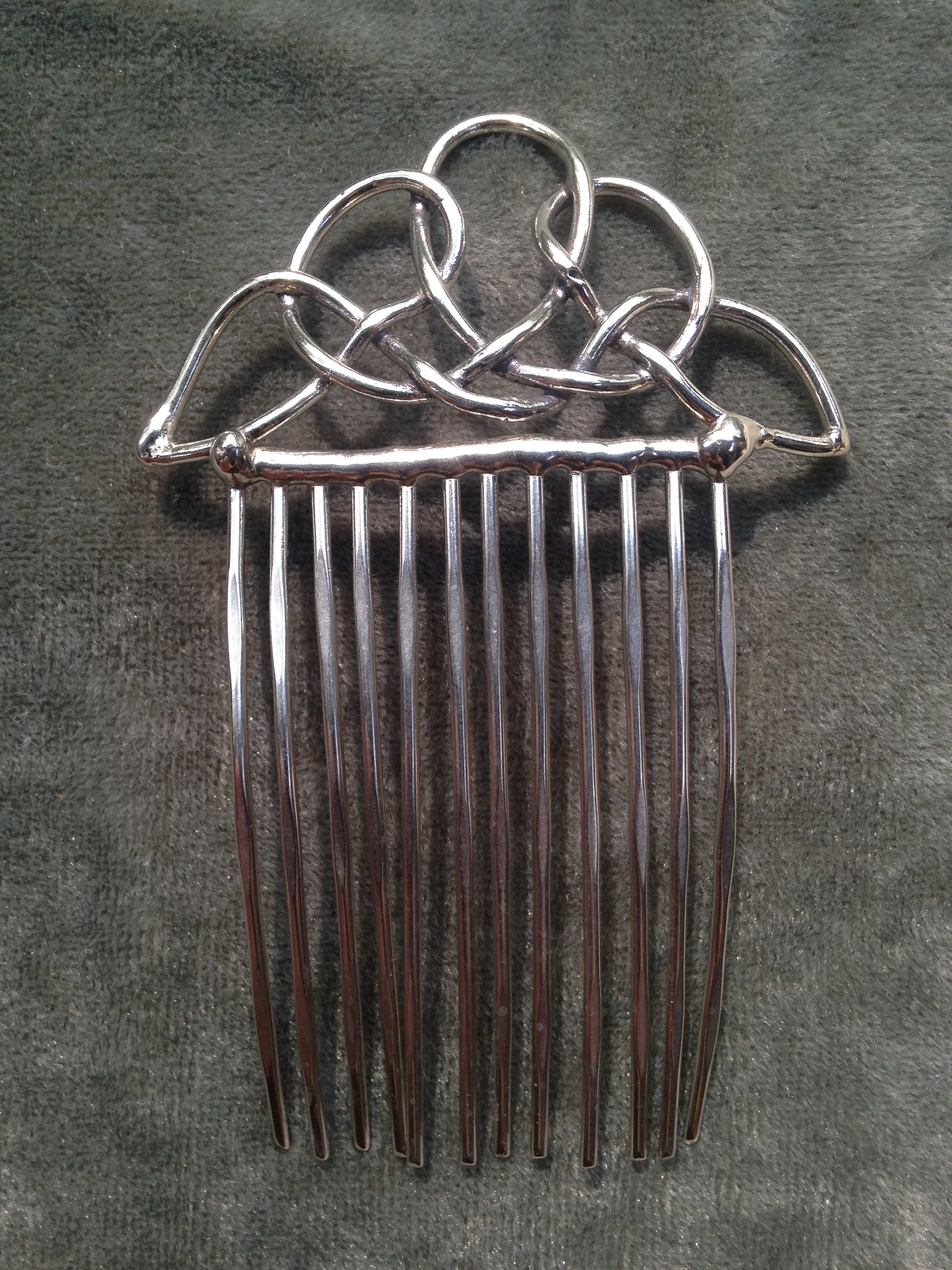 Celtic Long Comb