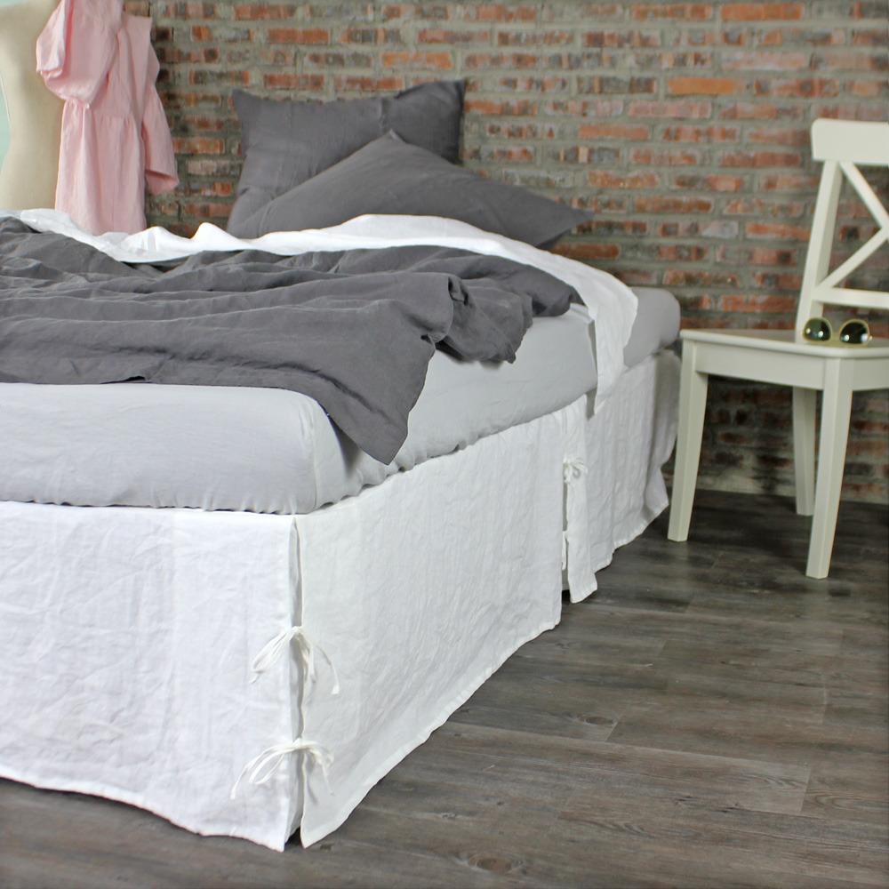 Cache Sommier Hauteur 40 Cm Affordable La Redoute Interieurs With