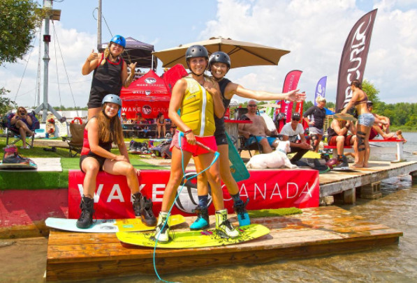 Water Ski & Wakeboard Alberta - Wake tour results