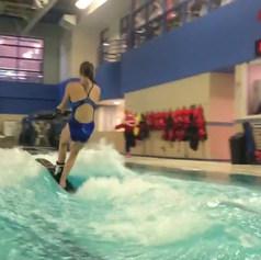 Water Ski Wood Buffalo &  Syncrude  Indoor Water Ski Program