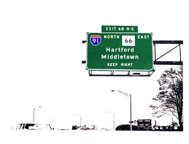 Interstate Highway 91, Connecticut