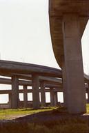 MOWW #13 -- Turcot Interchange, Trans-Canada Highway Montreal, Quebec, Canada (Photograph by Guni Graham)
