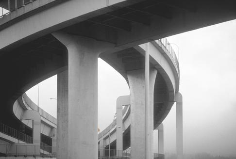 I-405 Portland Bridge Entrance