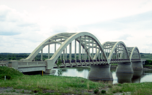 Saskatchewan Bridge