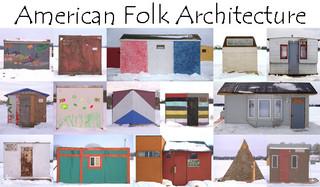 American Folk Architecture