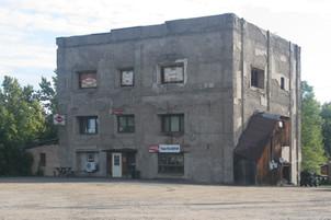 Iron Ore Bar