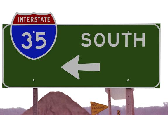 I-35 Iowa