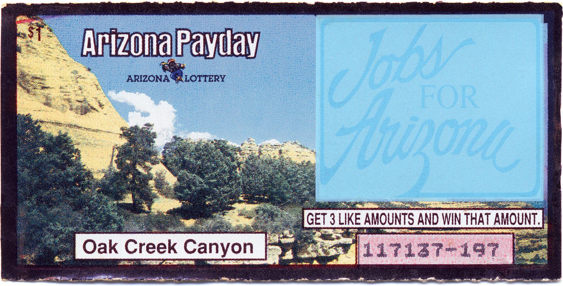 Lottery Ticket - Arizona