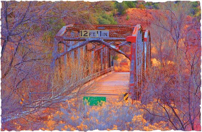 Old Bridge National Monument