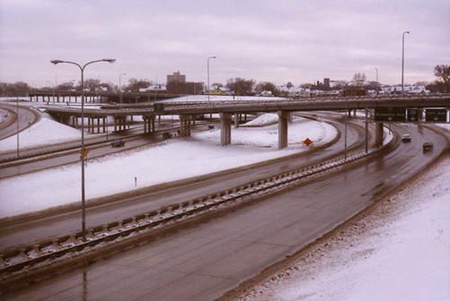 """""""MOWW #18 --- I-35 W, I-94, Minneapolis, Minnesota"""""""