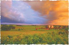 Storm Near the Ondo Dondo Farm