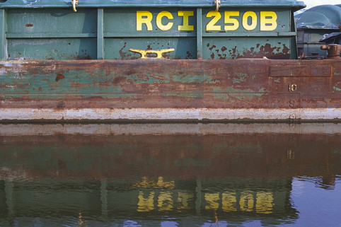Green Barge #250