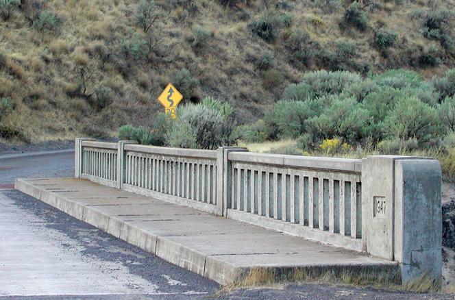 1947 Railroad Bridge