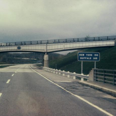 I-90 New York