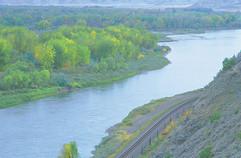 Yellowstone Riverscape