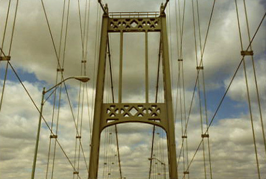 """MOWW #19 --- Thousand Islands Bridge, I-81, New York-Ontario"""