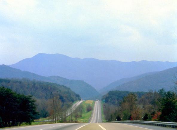 I-40 North Carolina