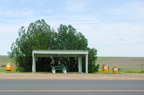 Rest Area Picnic Table #3