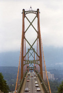 MOWW #6 - Lion's Gate Bridge, Vancouver, B.C. Canada