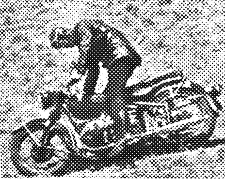 Man and His Bike #2