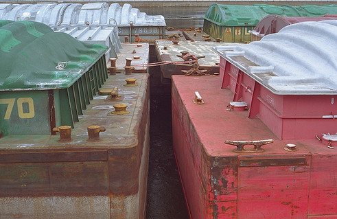 6 Barges