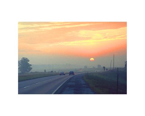 I-80 Sunrise